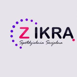 """Logo Bistro """"Z IKRĄ"""""""